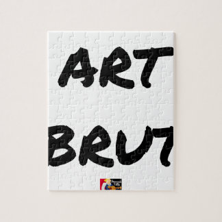 art_brut__jeux_de_mots_francois_ville jigsaw puzzle