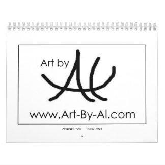 Art-By-Al  Calendar