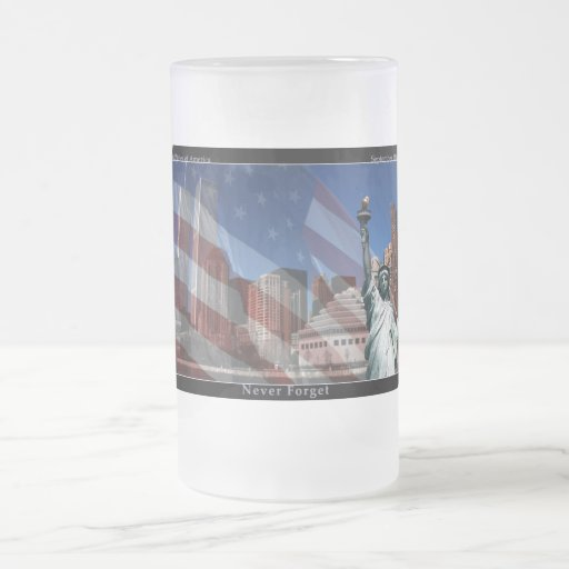 ART BY: AUGLE, FROSTED GLASS BEER MUG
