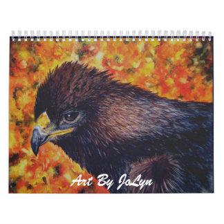 Art By JoLyn  Calendar