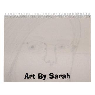 Art By Sarah Calendar