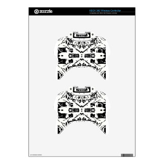 Art By Shay Sanders Xbox 360 Controller Skin