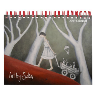 Art by Sulea Wall Calendars