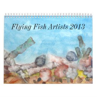 Art Calendar 2013.