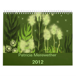 Art Calendar by Patricia Merewether
