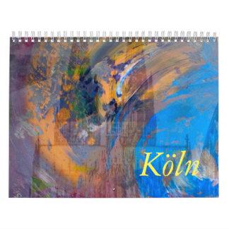 Art calendar Cologne