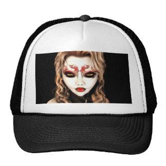 Art cap mesh hats