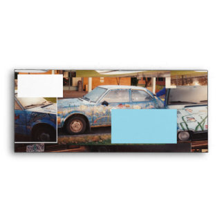 Art Car Envelope