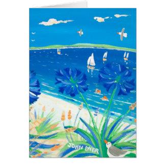 Art Card Having a Dip Pentle Bay