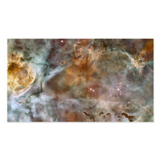 Art-card, The Carina Nebula Double-Sided Standard Business Cards (Pack Of 100)