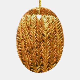 art ceramic ornament