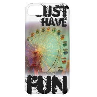 Art Collection:  Ferris Wheel Fun iPhone 5C Case