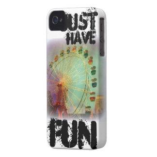 Art Collection:  Ferris Wheel Fun iPhone 4 Case