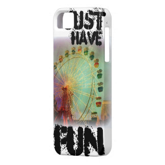 Art Collection:  Ferris Wheel Fun iPhone SE/5/5s Case
