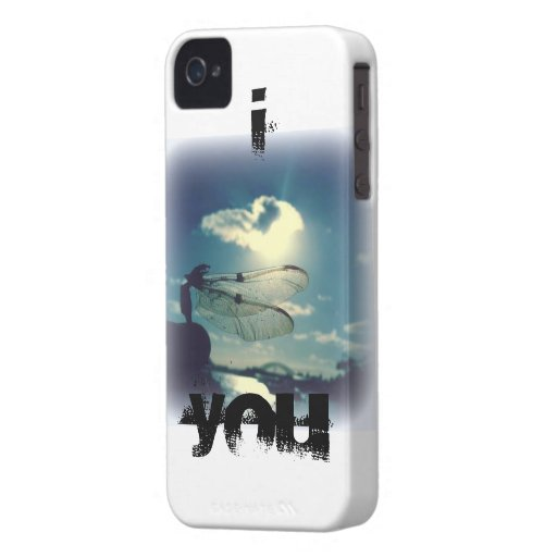 Art Collection:  I Love You Case-Mate iPhone 4 Cases