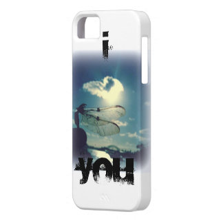 Art Collection:  I Love You iPhone SE/5/5s Case