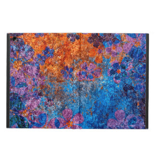 Art Color Flower Painting Case For iPad Air