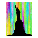 Art. Color. Life. Liberty. Post Cards