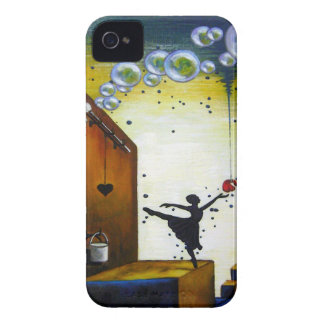Art Conditional Love iPhone 4 Case-Mate Cases