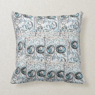 Art Cotton Throwpillow