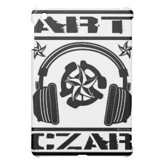 Art Czar - Audiophile #1 - iPad Case