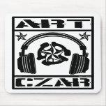 Art Czar Audiophile #1 Mouse Pad