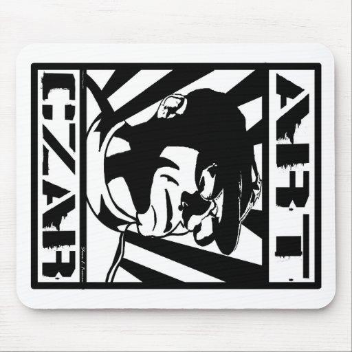 Art Czar - Da Man Mousepad