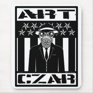 Art Czar - Gas Man #2 - Mousepad