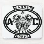 Art Czar -Gasser Corps #1 - Mouse Pad