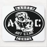 Art Czar - Gasser Corps #5 - Mouse Pad