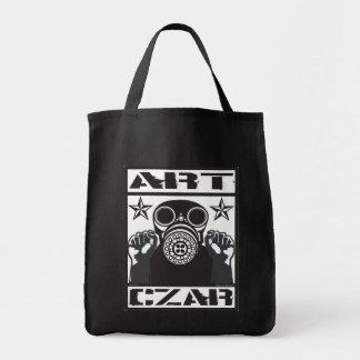Art Czar Grocery / Tote Bag - Gas Mask #2