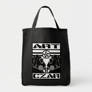 Art Czar Grocery / Tote Bag - Gas Mask #4