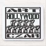 Art Czar Hollywood 10 Mouse Pad