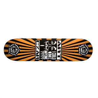 Art Czar - I Could Be Anyone Tiger - Skateboard