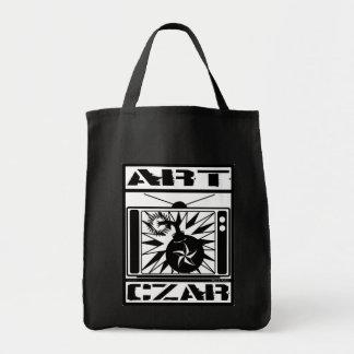 Art Czar - Kill Your TV #1 (Czar Bomb) - Tote Bag