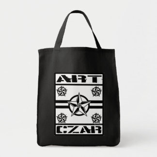 Art Czar - Star Badge #5 - Tote Bag