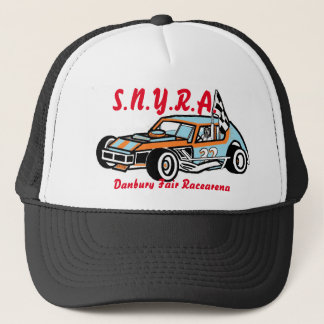 Art Davis Danbury Fair Racearena SNYRA Logo Trucker Hat