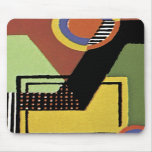 Art Deco Abstract  (88) Mousepad