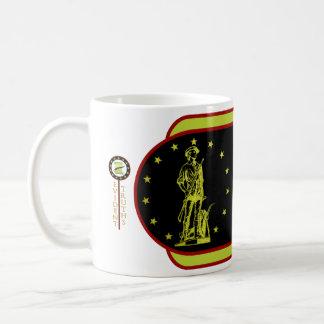 Art Deco - Alexander Hamilton Coffee Mug