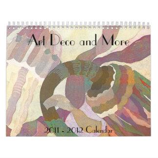 Art Deco and More 2011 - 2012 Calendar