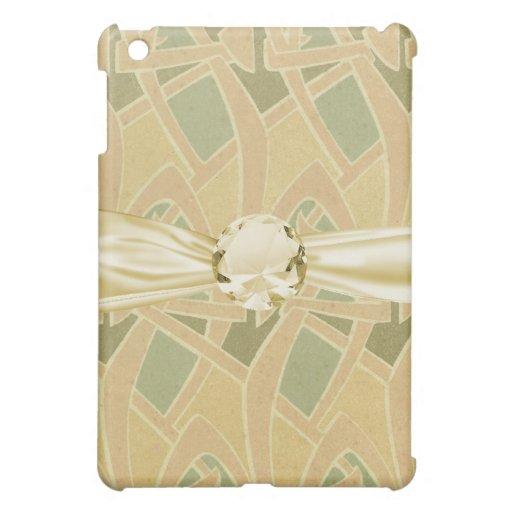 art deco art nouveau geometric pern iPad mini covers