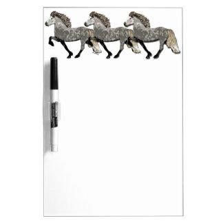 Art Deco Astrid Dry Erase Board