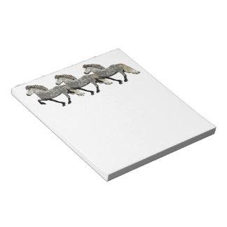 Art Deco Astrid Note Pad