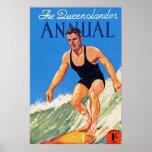 Art Deco AU Travel poster 3