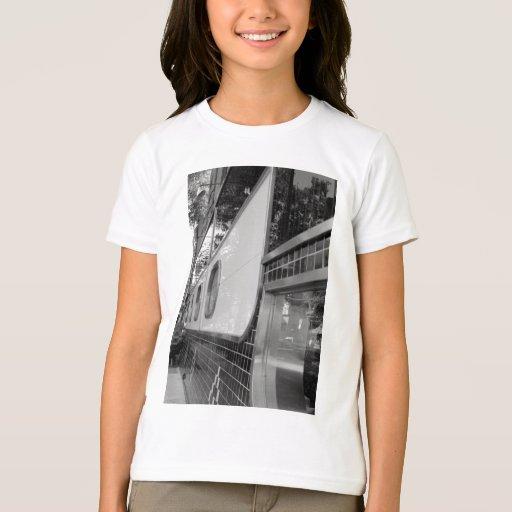 Art Deco Building Exterior Kid's T-Shirt