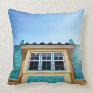 Art Deco Building PIllow