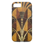 Art Deco Burl Wood Iphone 8/7 Case at Zazzle
