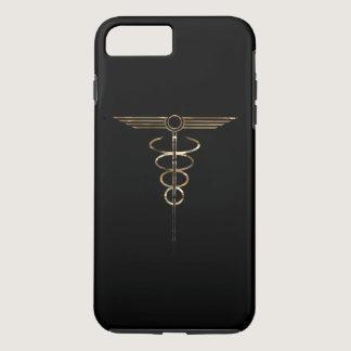 Art Deco Caduceus iPhone 7 Plus Case