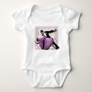 Art Deco Dancers Tshirt