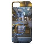 Art déco de neón iPhone 5 Case-Mate cobertura
